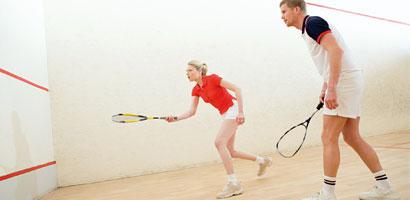 Matchball Sportcenter Leipzig Squash