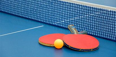 Matchball Sportcenter Leipzig Tischtennis