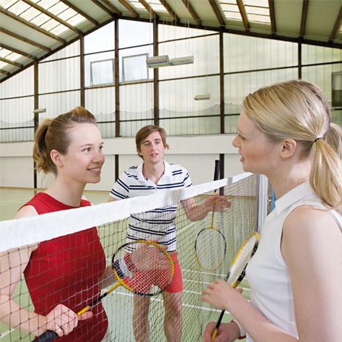 Matchball Sportcenter Leipzig Badminton Preisliste