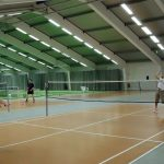 Matchball Sportcenter Leipzig Badminton