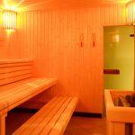 Matchball Sportcenter Leipzig Sauna